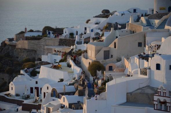 viagem a Santorini