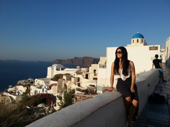 Passeios em Santorini, Grécia