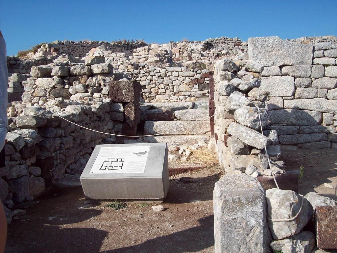 Thira antiga o que fazer em Santorini 3